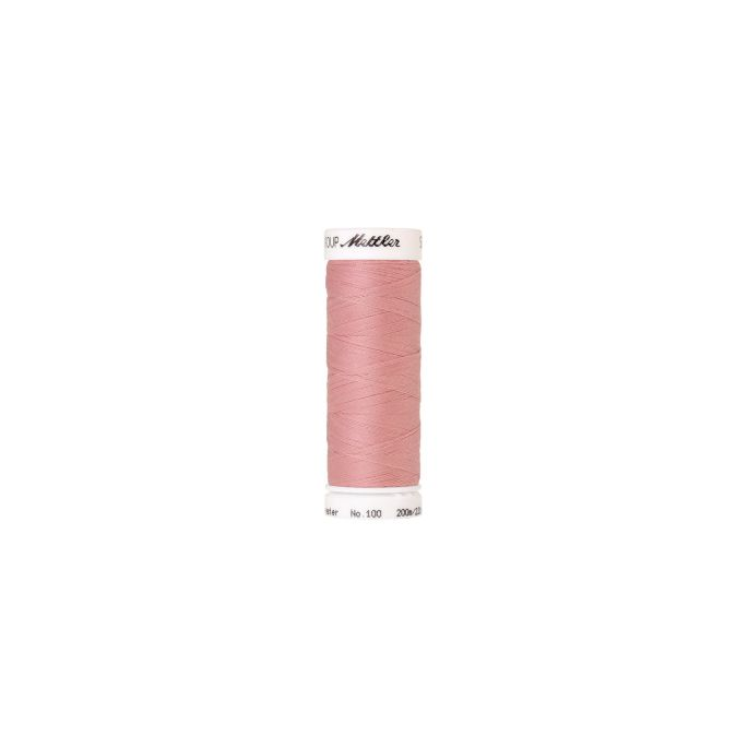 Mettler Polyester Sewing Thread (200m) Color 1063 Tea Rose