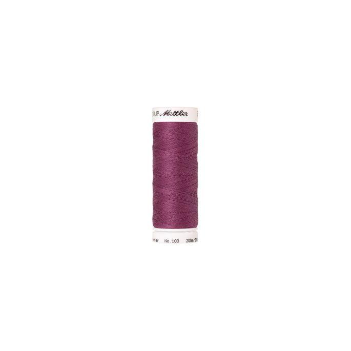 Fil polyester Mettler 200m Couleur n°1064 Erica