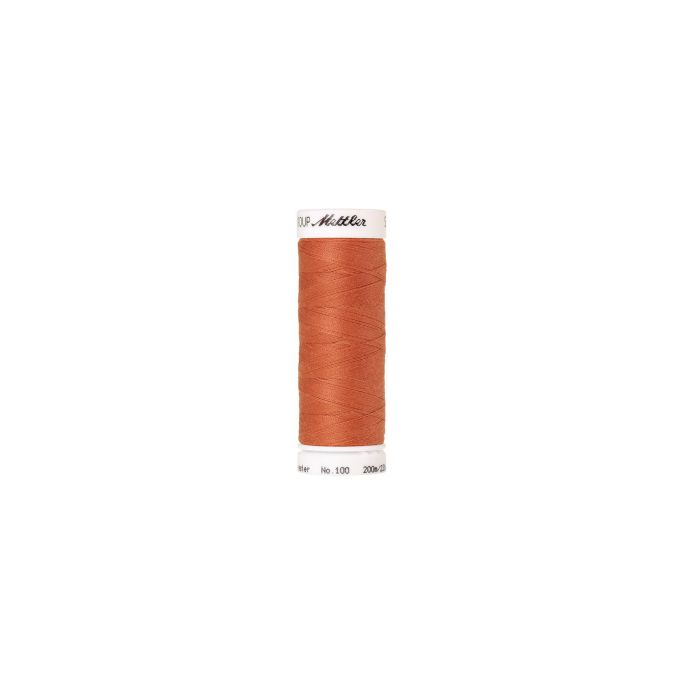 Mettler Polyester Sewing Thread (200m) Color 1073 Melon