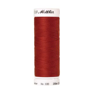 Mettler Polyester Sewing Thread (200m) Color #1167 Burnt Orange