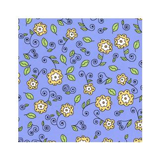 Coton imprimé Rietta (par 10cm)
