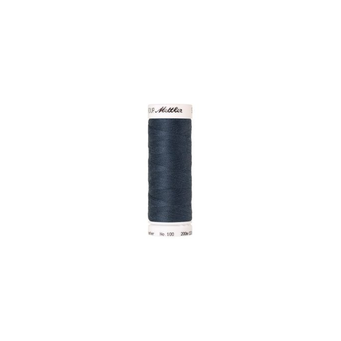 Mettler Polyester Sewing Thread (200m) Color 1275 Stormy Sky