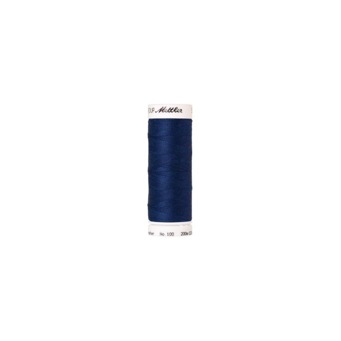 Mettler Polyester Sewing Thread (200m) Color 1304 Imperial Blue