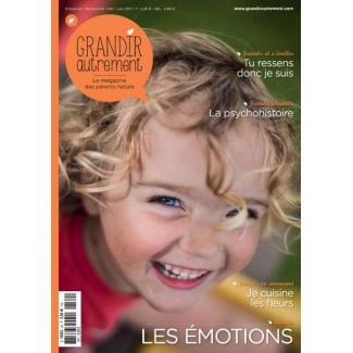 Grandir Autrement n°64 Les émotions