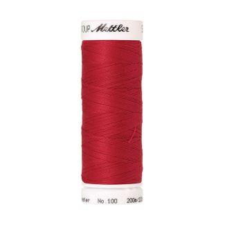 Fil polyester Mettler 200m Couleur n°1391 Geranium