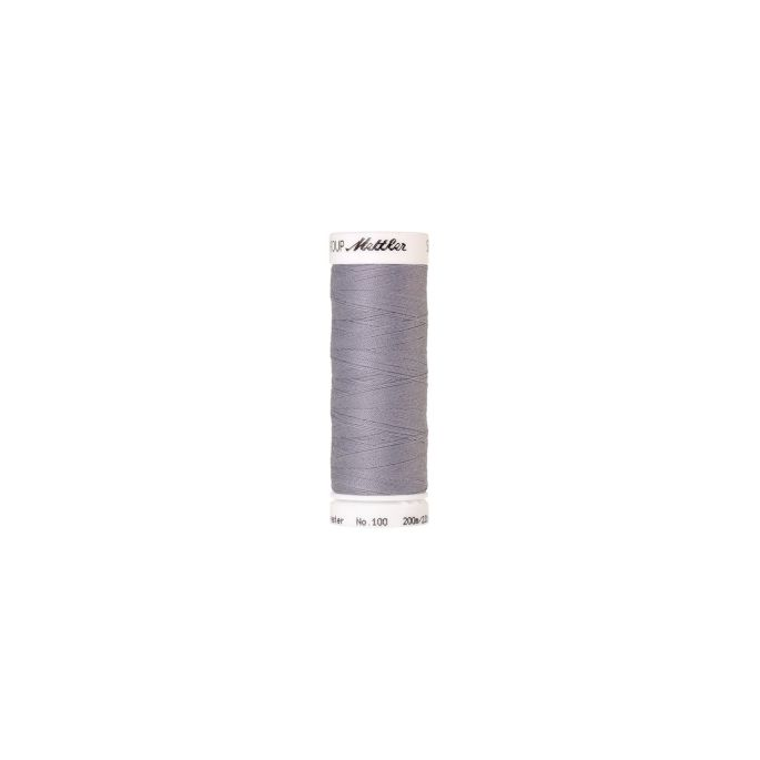 Mettler Polyester Sewing Thread (200m) Color 1462 Light Grey