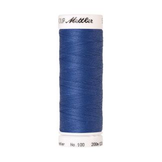 Mettler Polyester Sewing Thread (200m) Color #1464 Tufts Blue