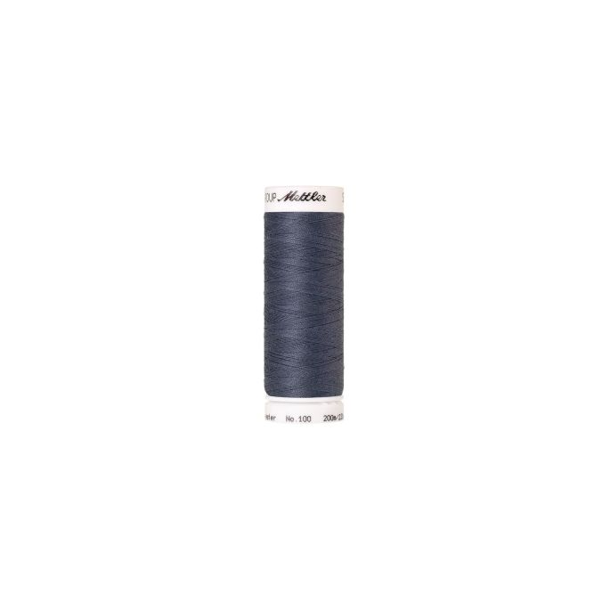 Mettler Polyester Sewing Thread (200m) Color 1470 Ocean Blue