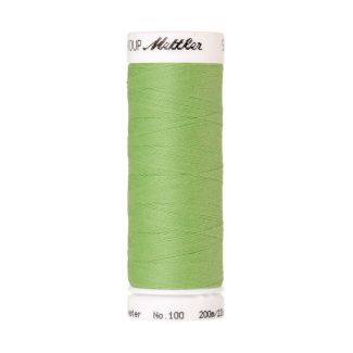 Fil polyester Mettler 200m Couleur n°0094 Menthe