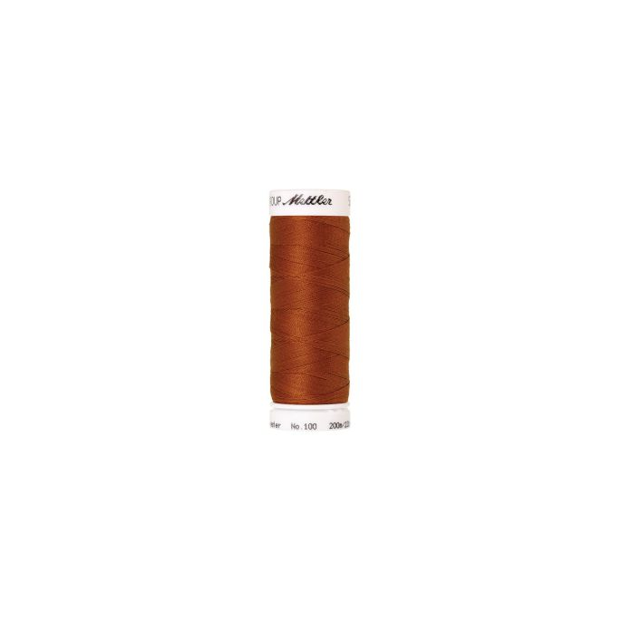 Mettler Polyester Sewing Thread (200m) Color 0163 Copper