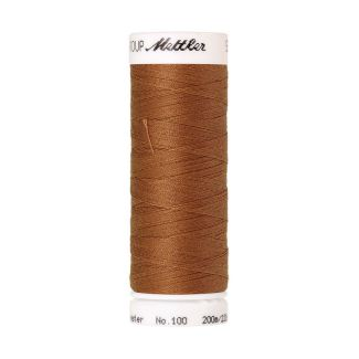 Fil polyester Mettler 200m Couleur n°0174 Or Ashley