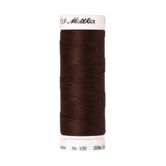 Fil polyester Mettler 200m Couleur n°0175 Cannelle