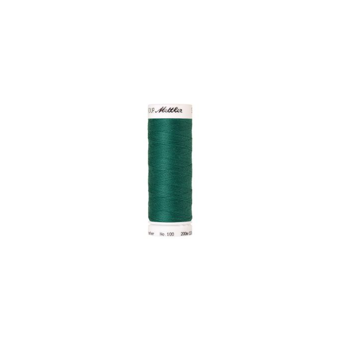 Mettler Polyester Sewing Thread (200m) Color 0222 Green