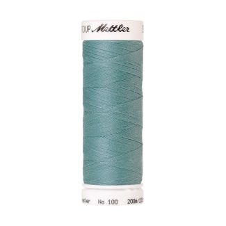 Mettler Polyester Sewing Thread (200m) Color #0229 Island Waters