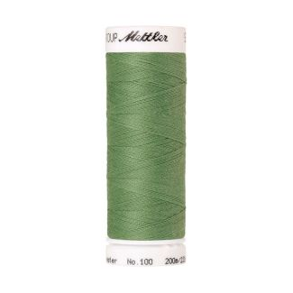 Mettler Polyester Sewing Thread (200m) Color #0236 Green Asparag