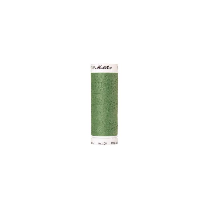 Mettler Polyester Sewing Thread (200m) Color 0236 Green Asparag