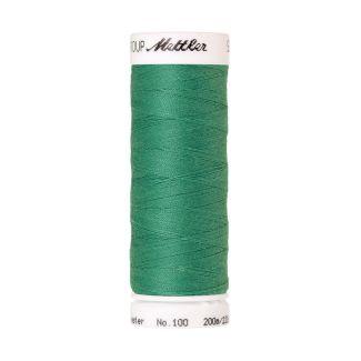 Fil polyester Mettler 200m Couleur n°0238 Vert Baccarat