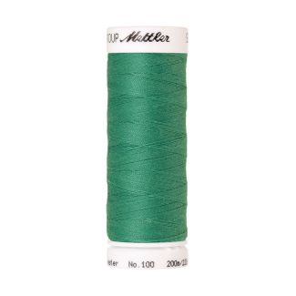 Mettler Polyester Sewing Thread (200m) Color #0238 Baccarat Gree