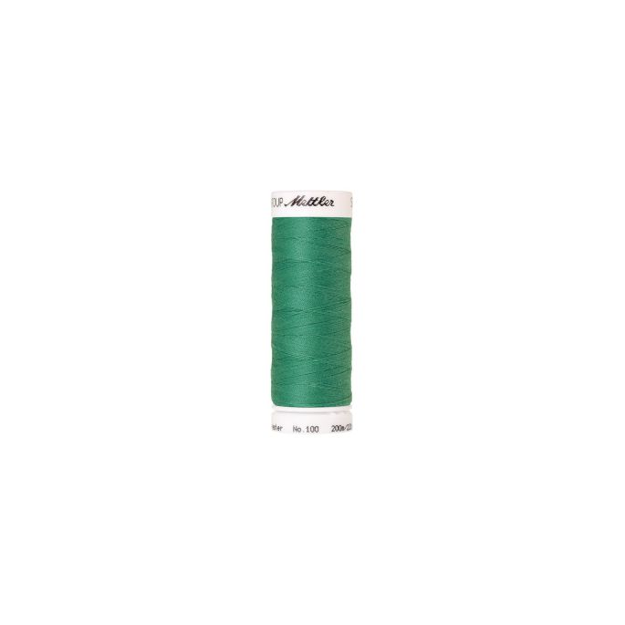 Mettler Polyester Sewing Thread (200m) Color 0238 Baccarat Gree