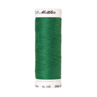 Fil polyester Mettler 200m Couleur n°0239 Vert Broussailles