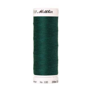 Fil polyester Mettler 200m Couleur n°0240 Vert Feuille