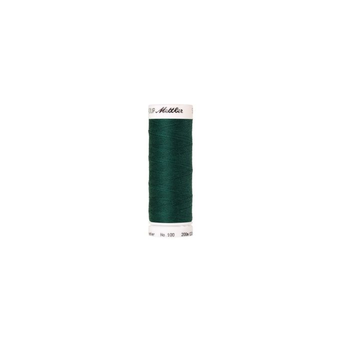 Mettler Polyester Sewing Thread (200m) Color 0240 Evergreen