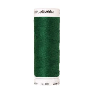 Mettler Polyester Sewing Thread (200m) Color #0247 Swiss Ivy