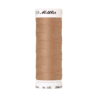 Mettler Polyester Sewing Thread (200m) Color #0260 Oat Straw