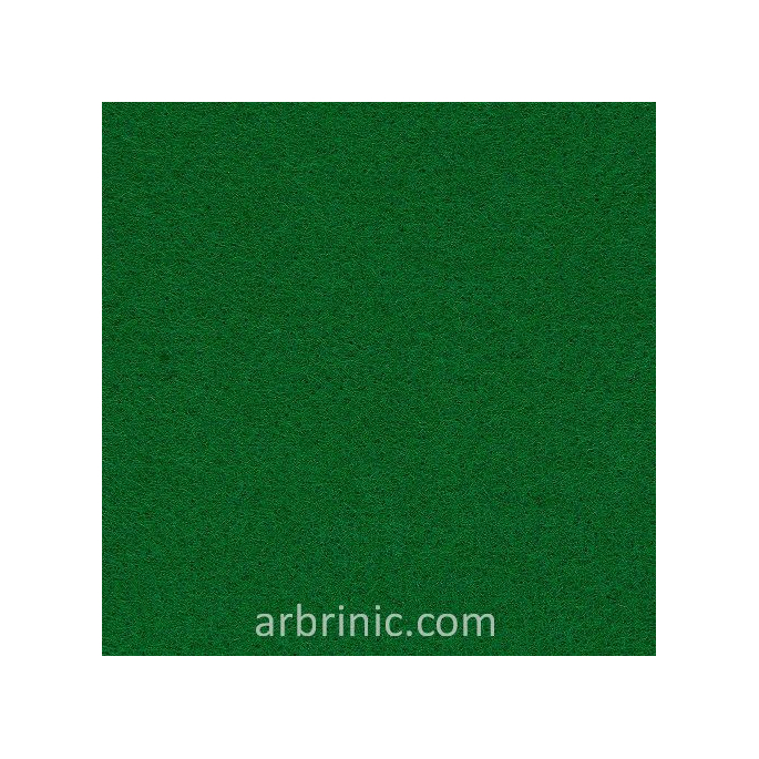 Feutrine Feuille A4 Vert Trèfle