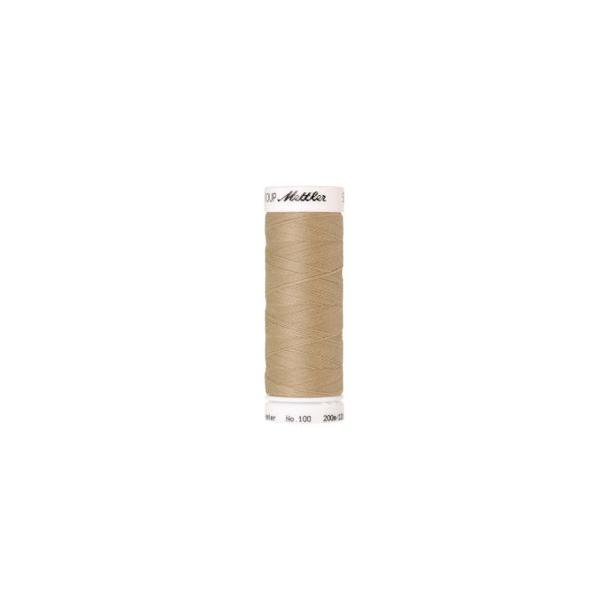 Mettler Polyester Sewing Thread (200m) Color 0265 Ivory