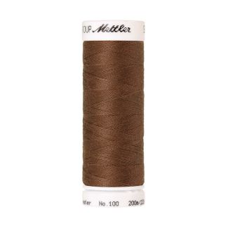 Mettler Polyester Sewing Thread (200m) Color #0281 Hazelnut