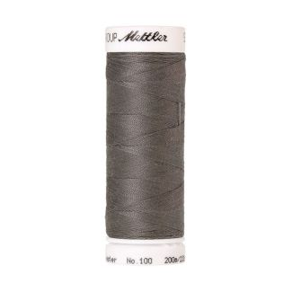 Fil polyester Mettler 200m Couleur n°0322 Nuage Pluvieux