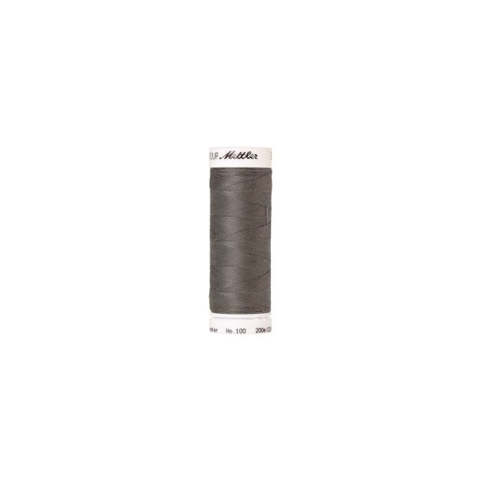 Mettler Polyester Sewing Thread (200m) Color 0322 Rain Cloud