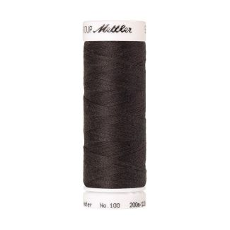 Mettler Polyester Sewing Thread (200m) Color #0324 Smoky