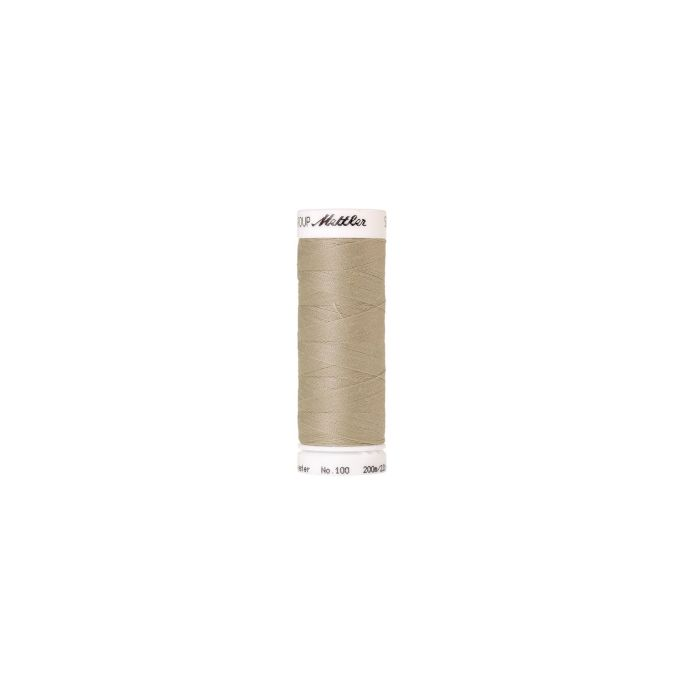 Fil polyester Mettler 200m Couleur n°0326 Baquette