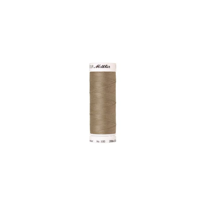 Mettler Polyester Sewing Thread (200m) Color 0379 Stone