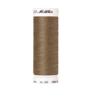 Mettler Polyester Sewing Thread (200m) Color #0380 Dried Clay