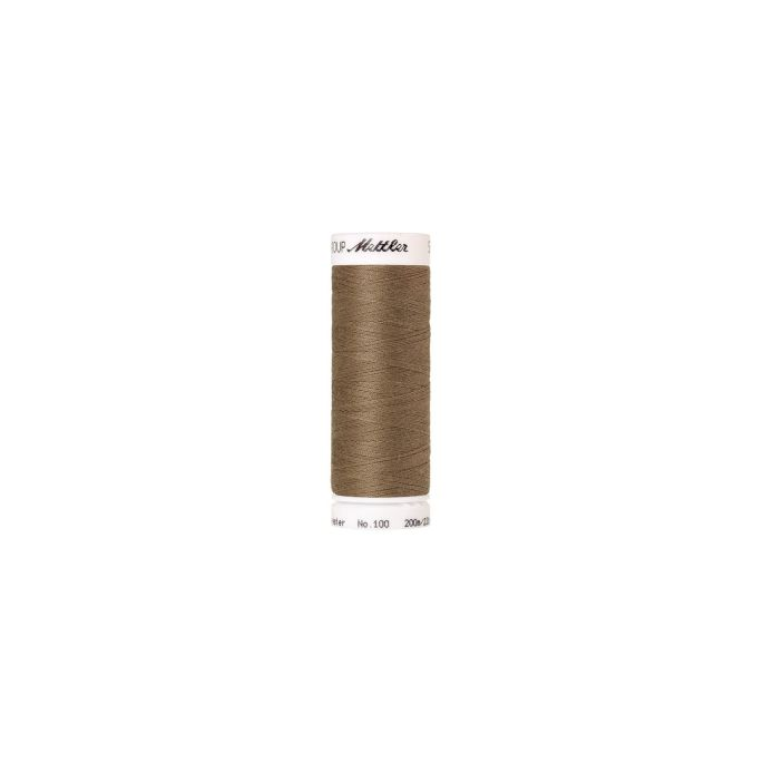 Mettler Polyester Sewing Thread (200m) Color 0380 Dried Clay