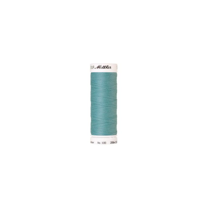 Mettler Polyester Sewing Thread (200m) Color 0408 Aqua