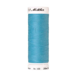 Mettler Polyester Sewing Thread (200m) Color #0409 Turquoise
