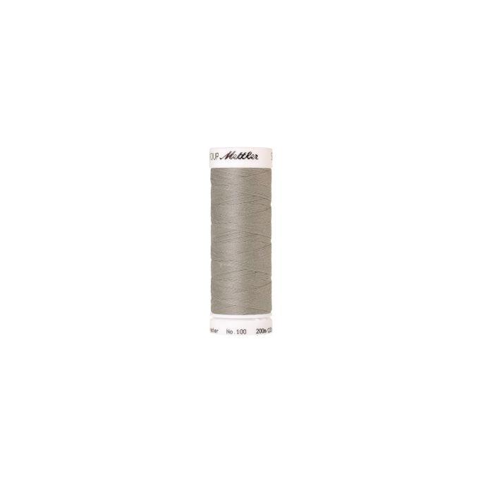Fil polyester Mettler 200m Couleur n°0412 Pierre