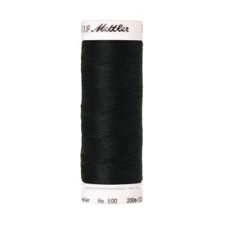 Mettler Polyester Sewing Thread (200m) Color #0425 Deep Bottle G