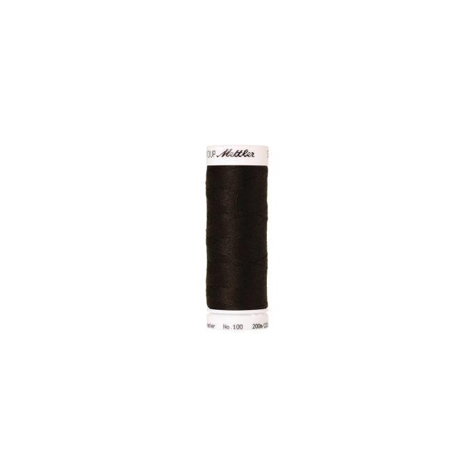 Fil polyester Mettler 200m Couleur n°0431 Gousse Vanille