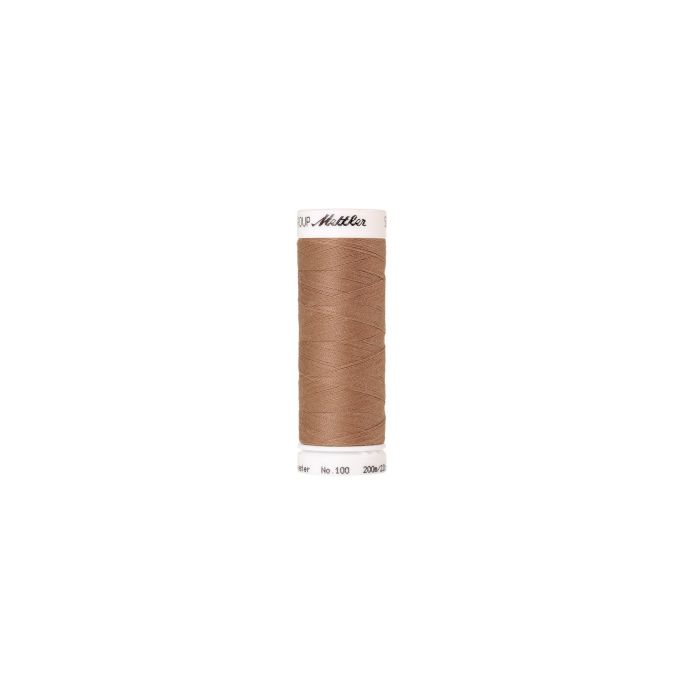 Mettler Polyester Sewing Thread (200m) Color 0512 Taupe