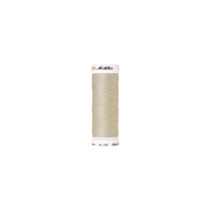 Mettler Polyester Sewing Thread (200m) Color 0625 Old Lace