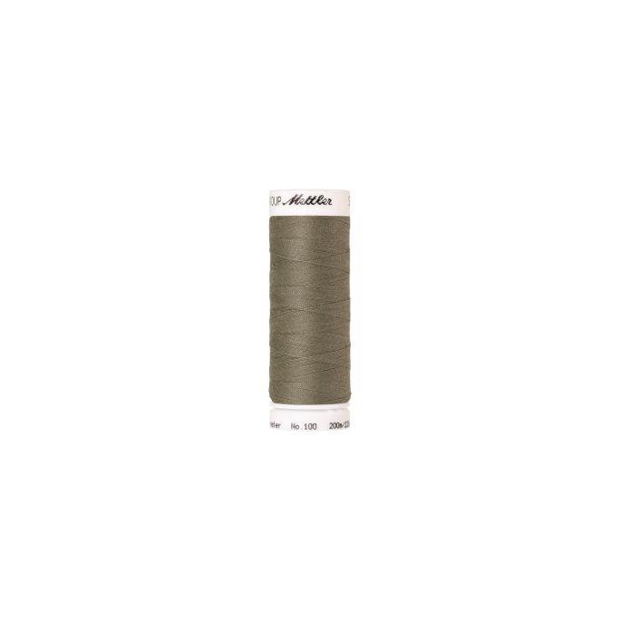 Fil polyester Mettler 200m Couleur n°0650 Cyprès