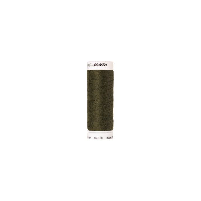 Mettler Polyester Sewing Thread (200m) Color 0660 Umber