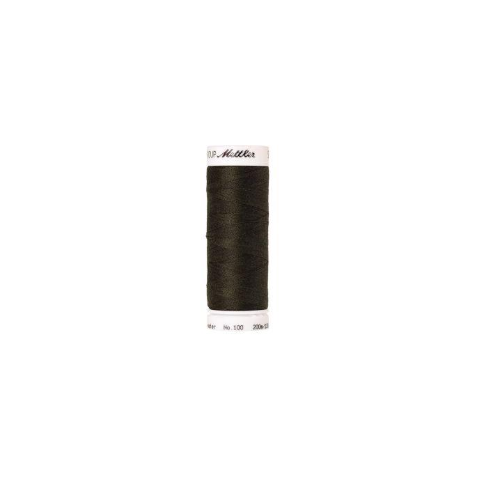 Fil polyester Mettler 200m Couleur n°0663 Forêt de Sapins