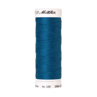 Mettler Polyester Sewing Thread (200m) Color #0692 Dark Teal