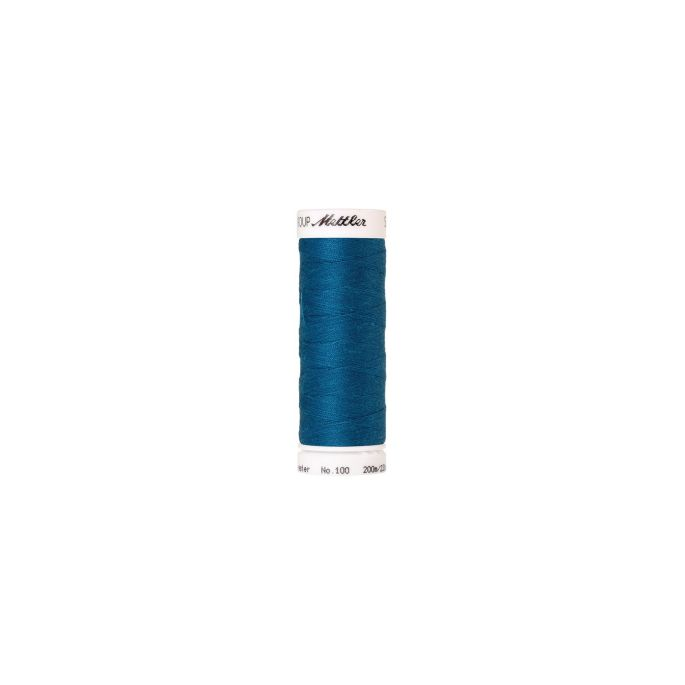 Mettler Polyester Sewing Thread (200m) Color 0692 Dark Teal